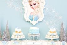 Frozen/ Ice Princess party