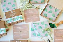 Bolboreta Packaging / Nuestros diseños van siempre acompañados de un cuidado y bonito envoltorio,  pensado para agradar a quien lo recibe