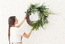 wreath | just because I love the idea