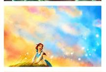 Disney / you're never too old for a Disney movie <3