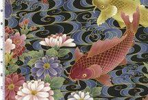 In the pond / Koi & more ...