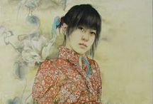 Artist: Fan Chunxiao / 范春晓, Fan Chunxiao, born in 1980 in Fuyang, Anhui. Studied fine arts at Nanjing Institute of the Arts.