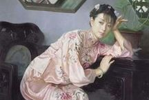 Artist: Chen Yiming / Chen Yiming is a Chinese painter who was born in 1951.