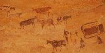graffiti - pitture rupestri - disegni ...