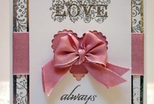 Card Making  / by Mandy Gee