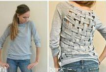 Fai da te: Creare coi vestiti