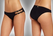 Miss Know It All Single Hip Piece Modest Bottom