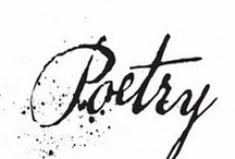 Poetry & Quotes / by Jovana Medina Garcia