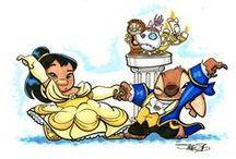 Disney / <3 / by Prajina A.