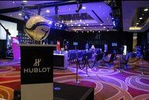 Evento HUBLOT-FALCAO / Evento HUBLOT- FALCAO ARTEFACTO23 Bogota COLOMBIA