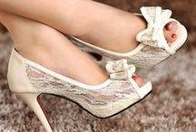 Wedding: Scarpe nuziali