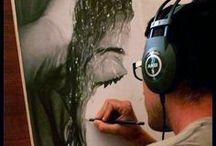 The Inner Artist / inspirational art works