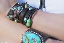Turquoise + Modern Accessories
