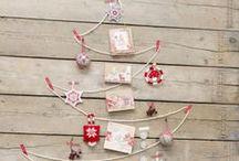 Christmas Card Ideas / Send good cheer with these fancy holiday card ideas!