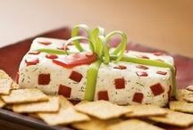 Eighth Day of Fancy – Appetizers / Start every holiday celebration off on a fancy foot with these delicious appetizers!