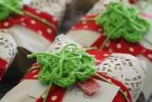 Gift Wrap / The outside of a gift is just as important as the inside – make it fancy!