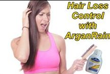 STOP HAIR LOSS / ARGANRain products are formulated expertly using organic argan oil and plant based ingredients to make your hair grow faster, stop hair loss  and full of life.