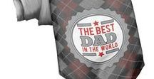 Dads! Gifts and Cards / Enjoy our growing collection of paper greeting cards and customizable gifts made specifically for Dads - some even in languages other than English!