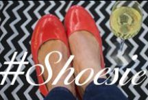 #Shoesie / Fun and sassy - let's see your #Shoesie pics!