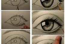desene-parti anatomice