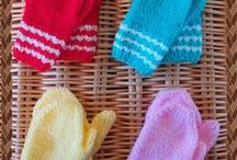 Wandaful Knit & Crochet items / Awesome knit and crochet projects for any and every skill level.