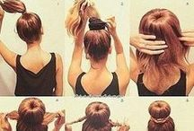 HAIR STYLES which You Can Styling Your Hair at Your Home / You can styling your hair whatever you want