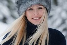 """"""" Which one is your style? """" / #Winter is coming and we are going to use #hat  for avoiding #cold.However you can use some #naturaloil for your #skin like an #arganoil"""