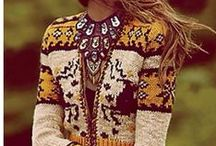 Sweater Weather / Sometime warm and cozy and just the right amount of Fancy.