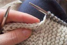Ricamare: Lavori a maglia