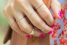 Mid-Rings / What of our favorite Fancy trends!