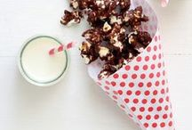 National Popcorn Day / Our favorite treats to make a Fancy splash during National Popcorn Day!