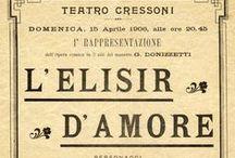 ♫  Gaetano Donizetti ♫ / ✩ http://www.streamopera.com/Catalogo/compositori/Gaetano_Donizetti-21 ✩