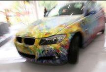 ART CAR BMW/ARTEFACTO23