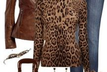 Animal Print Lover / For those who love to wear, accessorize and decorate with animal print, these are some fun and unique finds!