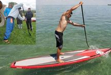 What's SUP? - SUP Introduction and Basic / Here is some basic information on the new sport of Stand Up Paddling and the first steps