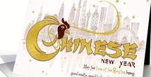 Chinese Zodiac / Chinese New Year and Zodiac cards and gifts.