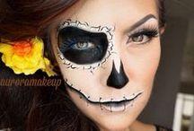 Make up: Dias de los muertos