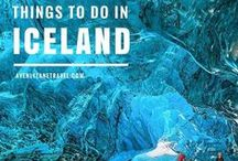 Iceland / The ultimate guide to Iceland | Best places to go to | Things to see | Where to stay