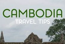 Cambodia / The ultimate guide to Cambodia | Best places to go to | Things to see | Where to stay