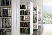 Library collections designed by AGVestudio. / Library collections designed by AGVestudio.