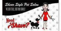 Dog Grooming / Great products and finds with the dog groomer in mind.