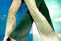 70's fashion / 1970-1979