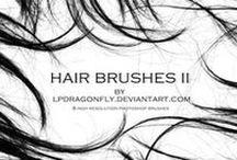 Photoshop brushes / New pin everyday :)