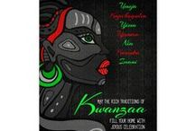Kwanzaa / Cards, crafts and traditions of this beautifully cultural festival.