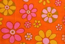 Patterns / Wallpapers, fabrics and patterns