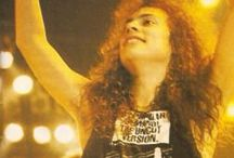 Kirk Hammett / The man of my dreams, the one and only for me, my thrash metal angel!