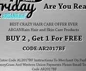 Black Friday / BUY 2 , Get 1 For FREE CODE:AR2017BF ENDS:11/24/2017