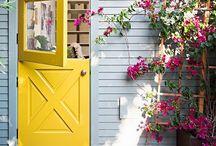 doors / by Lisa Rayome