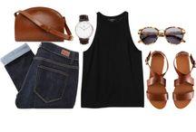 fashion favs / by Lisa Rayome