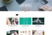 WEB DESIGN IDEAS / by Noemie | As Ink Remains